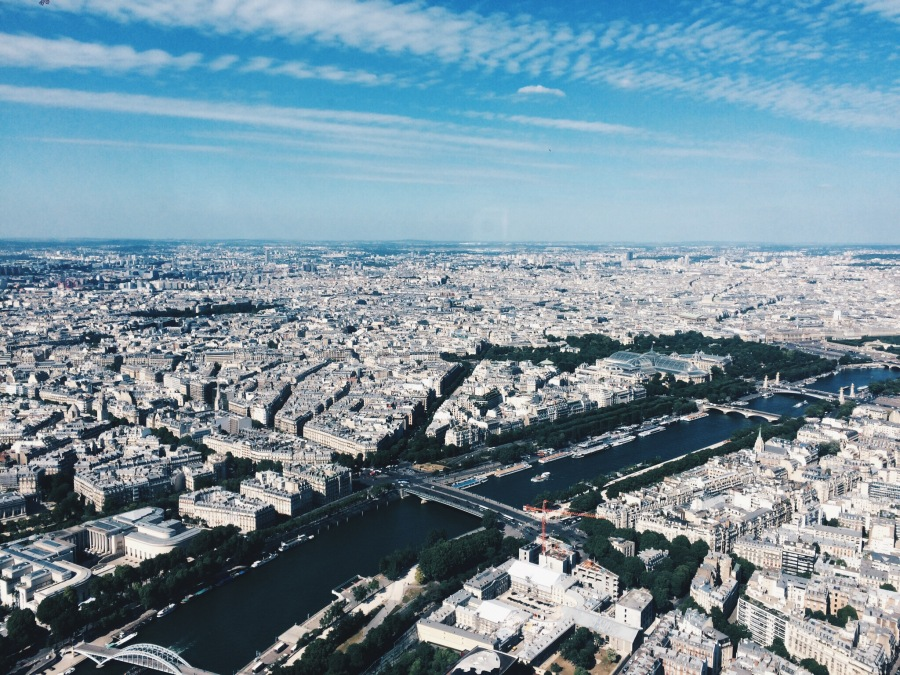 Eiffel Tower View Paris