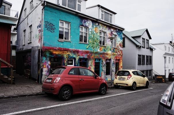Icelandic Architecture Charm Iceland Landscape