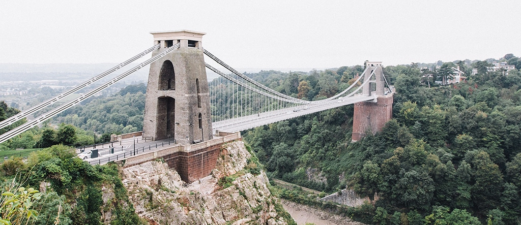 Clifton Suspension Bridge Bath Bristol
